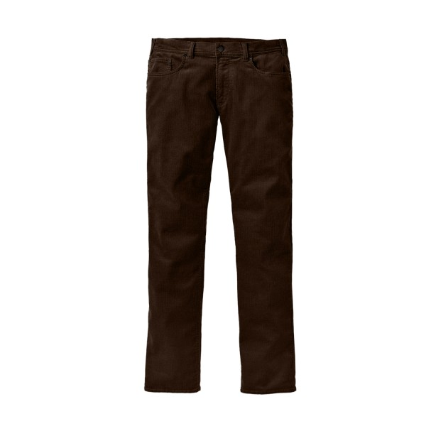 Corduroy trousers Cambridge Brown