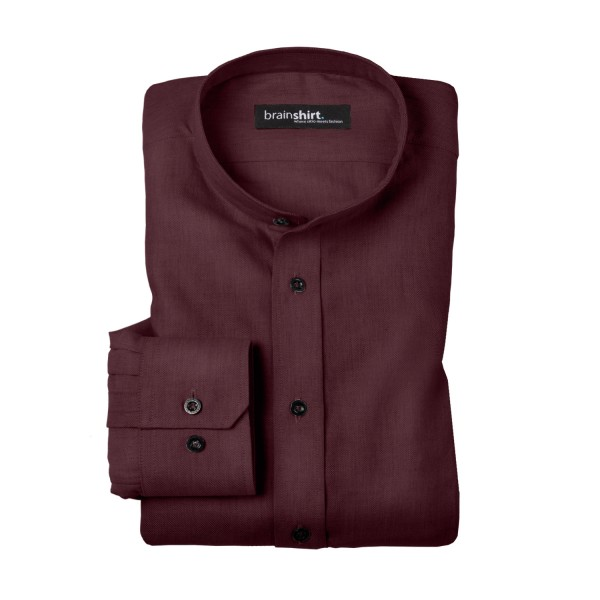 Shirt Elverum bordeaux